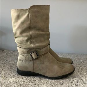 Cougar Waterproof Lined Boots